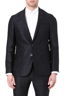 TIGER OF SWEDEN Nedvin linen blazer