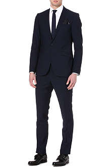 TIGER OF SWEDEN Nedvin wool-blend suit