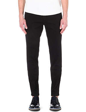 TIGER OF SWEDEN Staller stretch-cotton trousers