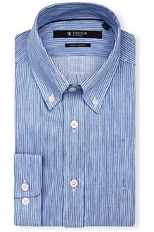 TIGER OF SWEDEN Samson extra slim-fit shirt