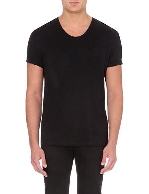 TIGER OF SWEDEN Scoop-neck t-shirt
