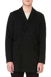 TIGER OF SWEDEN JEANS Biz cotton overcoat