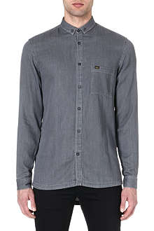 TIGER OF SWEDEN JEANS Droopy denim shirt