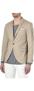 TIGER OF SWEDEN Evert patch-pocket blazer