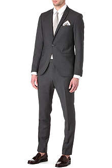 TIGER OF SWEDEN Evert pinstriped suit