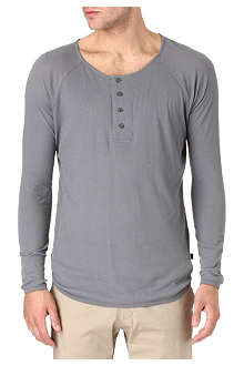 TIGER OF SWEDEN JEANS Guz Henley top
