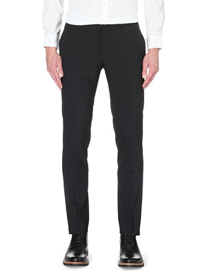TIGER OF SWEDEN Herris wool-blend trousers