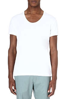 TIGER OF SWEDEN Jeet basic scoop neck t-shirt