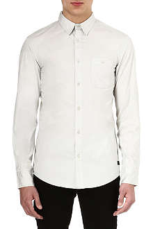 TIGER OF SWEDEN JEANS Kane cotton shirt