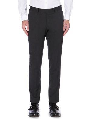 TIGER OF SWEDEN Kieren wool trousers