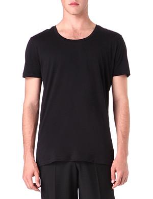 TIGER OF SWEDEN Plain cotton t-shirt