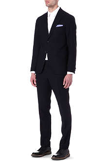 TIGER OF SWEDEN Morello single-breasted slim-fit suit
