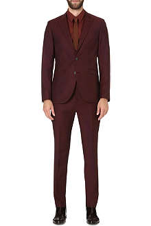 TIGER OF SWEDEN Ollie wool suit