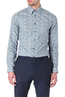 TIGER OF SWEDEN Pieter extra-slim single-cuff shirt