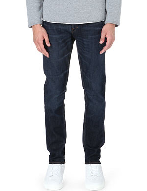 TIGER OF SWEDEN JEANS Pistolero slim-fit tapered jeans