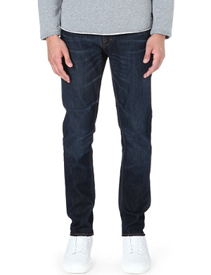 TIGER OF SWEDEN JEANS Pistolero slim-fit tapered jeans