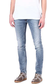 TIGER OF SWEDEN JEANS Pistelero regular-fit straight jeans