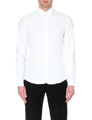 TIGER OF SWEDEN Richie slim-fit cotton shirt