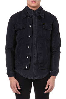 TIGER OF SWEDEN JEANS Stealth denim jacket