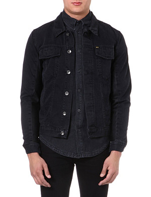 TIGER OF SWEDEN JEANS Stealth denim jacket