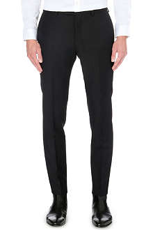 TIGER OF SWEDEN Kieran wool-blend trousers
