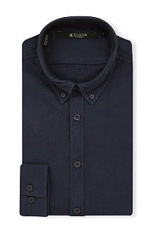 TIGER OF SWEDEN Richie slim-fit cotton shirt