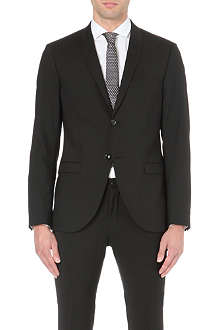 TIGER OF SWEDEN Evert single-breasted suit jacket