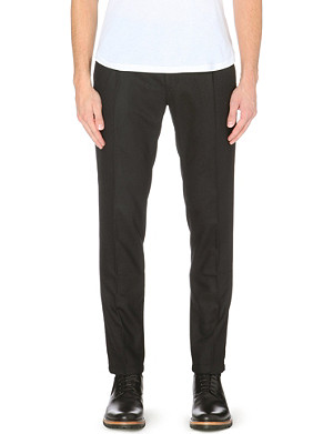 TIGER OF SWEDEN Staller wool-blend trousers