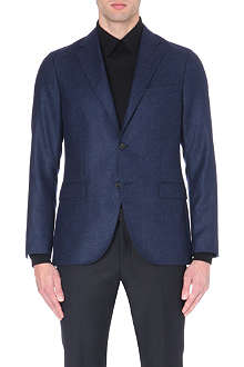 TIGER OF SWEDEN Morello single-breasted wool jacket