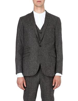 TIGER OF SWEDEN Nedvin flannel jacket