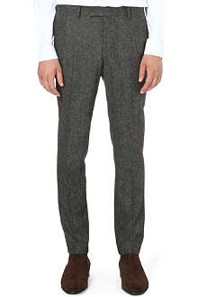 TIGER OF SWEDEN Kieran slim-fit tapered trousers