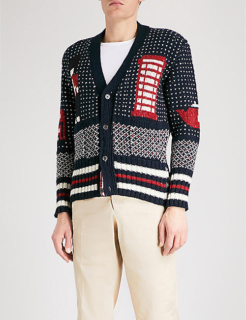 Cardigans - Knitwear - Clothing - Mens - Selfridges | Shop Online
