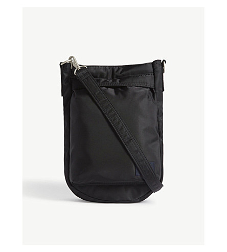 SACAI 1686 small shoulder bag (Black