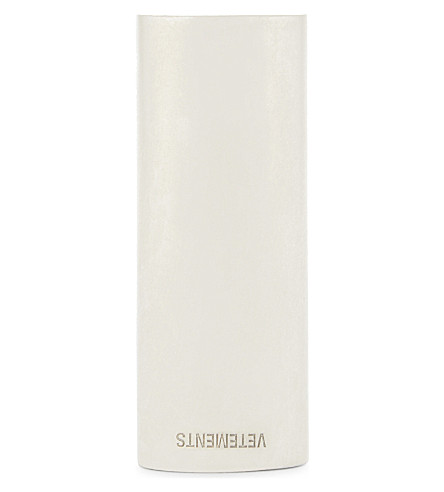 VETEMENTS Lighter holder (Silver