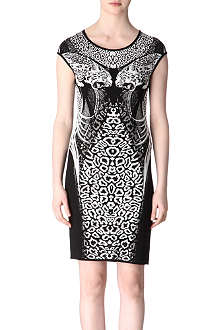 ROBERTO CAVALLI Jaguar dress