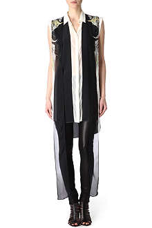 ROBERTO CAVALLI Sleeveless blouse