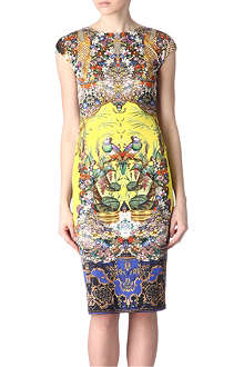 ROBERTO CAVALLI Citronelle dress