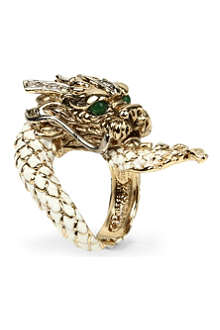 ROBERTO CAVALLI Dragon ring