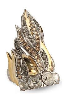 ROBERTO CAVALLI Flame ring