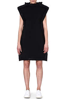 COMME DES GARCONS Hourglass structured shift dress
