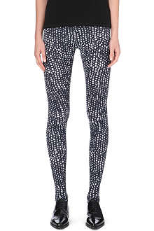 COMME DES GARCONS Printed tights