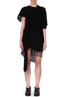 JUNYA WATANABE Tassel draped dress