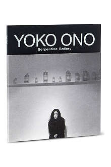 YOKO ONO TO THE LIGHT Yoko Ono Serpentine Gallery show catalogue