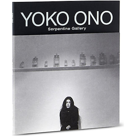 YOKO ONO TO THE LIGHT Yoko Ono Serpentine Gallery show catalogue (Multi