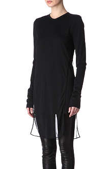 GARETH PUGH Mesh layered top