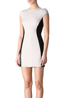 GARETH PUGH Panel cap-sleeve dress