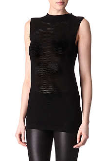 GARETH PUGH Perforated top