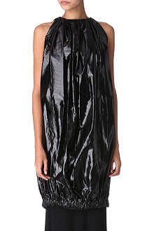 RICK OWENS Metallic bubble top