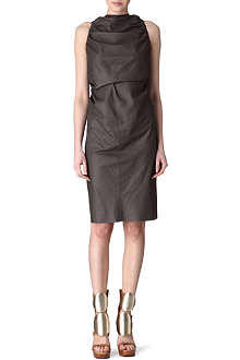 RICK OWENS Tube tunic dress