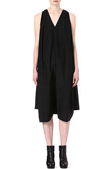 RICK OWENS Cape-back jumpsuit